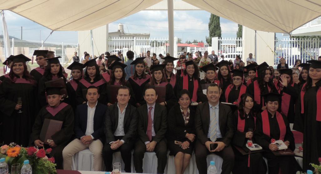 Graduados Tepeaca