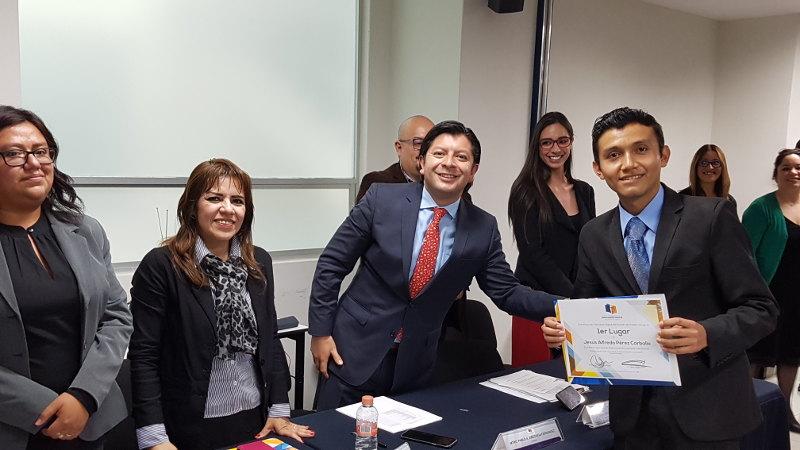 1er concurso de Oratoria para la licenciatura de derecho